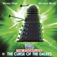 Doctor Who The Stageplays 3: The Curse of the Daleks - Audio CD